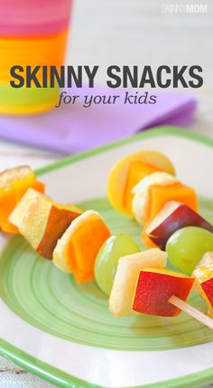 Check out these healthy and nutritious snacks for your kids!