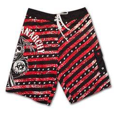 Costume/Bermuda SONS OF ANARCHY Stars Stripes €34.38