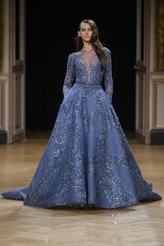 Ziad Nakad Haute Couture FALL-WINTER 2016-2017 Collection @Maysociety