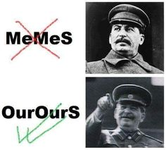 Send Ourours pls comrade