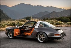 Singer Vehicle Design are dedicated to restoring and optimizing the world's most respected high performance vehicles through modern techniques and unique and fresh perspectives. Their specialty is the iconic Porsche 911, where they perform restoratio