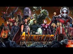 avengers: infinity war   OFFICIAL TRAILER  Release at 25 April 2018
