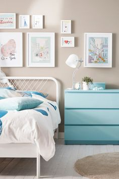 Your bedroom should fit your style & personality. Shop all things bedroom, including IKEA bedding, textiles, lighting, and storage.