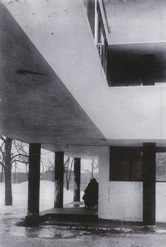 narkomfin-underpass-1931.jpg (1201×1782)