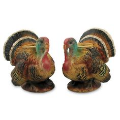 Thanksgiving Turkey Candle Holders