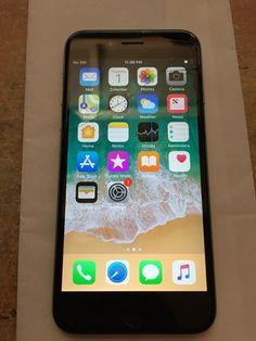 iPhone 6 - No iCloud - Broken screen - for parts only Broken Phone, Broken Screen, Apple Iphone 6s Plus, Smartphone, Ebay