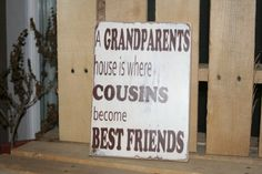 grandparents-sooo true.  My kids experienced this first hand.