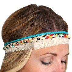 Shyanne® Women's Western Headband Set