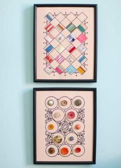 The Best DIY Wall Art on the Web | Dotcoms for Moms