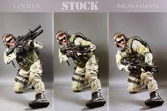 Important Note: Updated Stock Rules @ PhelanDavion V.I.N.D.E.X Combat Soldier STOCK series no. 1 SOCOM GEAR+CIRAS & HK416+M203+M1911 The photographer is KaylaDavion The model is Phe...