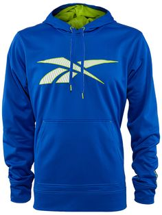 Reebok Men's Holiday Brushed Back Hoodie