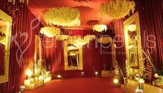 #Modern_wedding_decoration in #Delhi calls on the expertise of our crack shot team of #wedding_designers who have won international acclaim in the field.