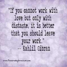 essay about work by kahlil gibran Kahlil gibran 10 october this essay of about thirteen pages marks the this leaves us with the earth gods as the complete work with which gibran's career.