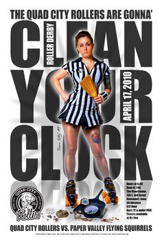 roller derby posters - Google Search