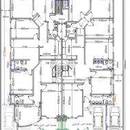 رسومات هندسية معمارية للمنازل House Design Design Floor Plans