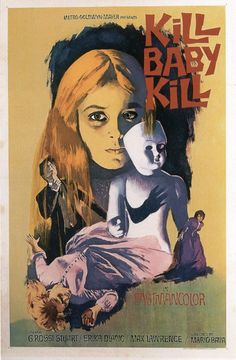 31 Days of Horror: The posters of Mario Bava