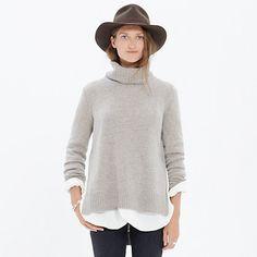 The perfect layering piece in 100 percent cashmere. High side vents reveal a peek of the shirt beneath. <ul><li>True to size.</li><li>Cashmere.</li><li>Dry clean.</li><li>Import.</li></ul>