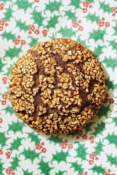 Festive Christmas Cookies: Chewy Ginger Snaps