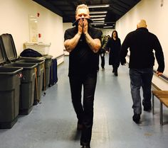 WorldWired Asian Diary 2017 - Part 2 - Metallica