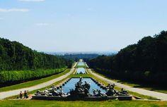 Reggia di Caserta - Il parco
