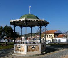 Reanimar os Coretos em Portugal: Elvas