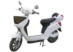 Pedal assisted electric moped scooter for adults , 110 ~ 240V , 50 ...