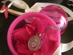Vaptism necklace silver #mestella_handmade