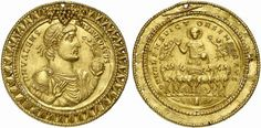 Emperor Valens Ancient Roman Coins, Ancient Romans, Coins Worth Money, Coin Art, Gold And Silver Coins, Roman Emperor, Rare Coins, Coin Collecting, Antiquities