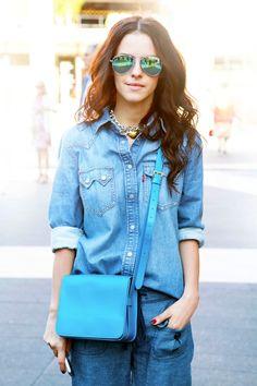 #blue #streetstyle