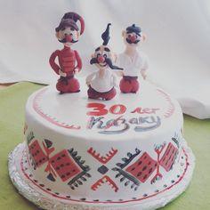 Fondant, Birthday Cake, Desserts, Food, Work Shop Garage, Pies, Tailgate Desserts, Deserts, Birthday Cakes