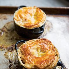 Lobster Pot Pie @keyingredient #pie