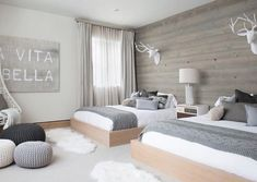 shared bedroom boy and girl decorating ideas-29