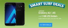 1GB o2 Smart Surf für 9,99€ mit Smartphone ab 4,95€ http://www.simdealz.de/o2/mobilcom-debitel-smart-surf-mit-handy/