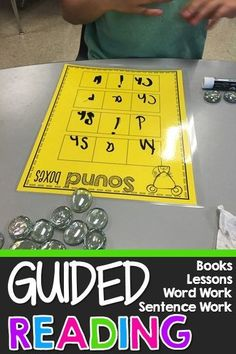 Guided Reading SIX leveled readers... printable books, lesson plans, word work and more! This resource includes everything you need to conduct small guided reading groups with your Level C readers.  This includes: *SIX level C readers {3 fiction and 3 non