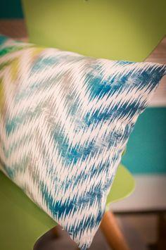 Têxteis | Textiles | Almofadas | Cushions | Animal Prints | Blue