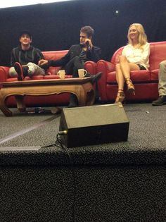 Michael Trevino, Paul Wesley, and Candice Accola at 2nd Day of #BMIF3 (05/24/15)