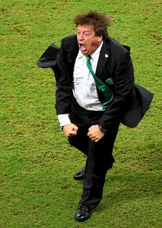 Miguel Herrera Is the Most GIF-Worthy Man at the World Cup, Perhaps on Earth
