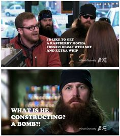 Duck Dynasty ~ I never watched a show until last week and now I know what I've been missing! This is hilarious! Funny Duck, The Funny, Robertson Family, Sadie Robertson, Duck Commander, Lol, Duck Dynasty, Down South, I Love To Laugh
