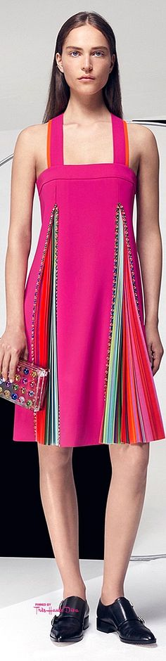 Mary Katrantzou Resort 2016 ♔ Très Haute Diva