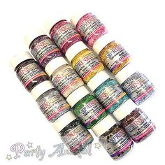 Rainbow dust #edible #sugar #sprinkles- cake/cupcake/crystals/#sugarcraft/decorati,  View more on the LINK: http://www.zeppy.io/product/gb/2/270965071165/