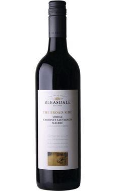 Bleasdale Heritage The Broad-Side Shiraz Cabernet Malbec 2017 Langhorne Creek - 6 Bottles Cabernet Sauvignon, Wines, Bottles, Fruit