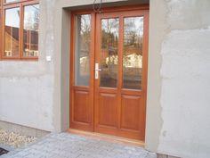 Výsledok vyhľadávania obrázkov pre dopyt vchodové dvere do domu drevene