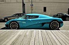 Koenigsegg -  CCXR