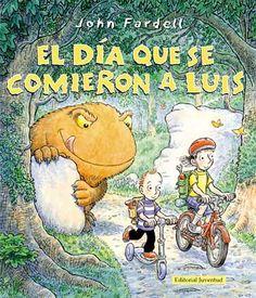 El día que se comieron a Luis es un cuento superdivertido que fomenta el amor entre hermanos, la valentía y la imaginación. Es la...