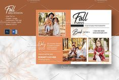 Fall / Autumn Mini Session -V1370 by Template Shop on @creativemarket Photography Mini Sessions, Book Photography, Photo Folder, Fall Mini Sessions, Print Release, Photography Marketing, Autumn Photography, Digital Image, The Help
