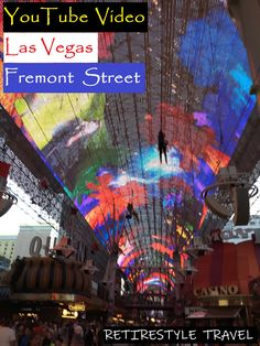 A walk-through (walk-thru) of Fremont Street during the day and night, including the Container Park and public art on East Fremont in Las Vegas Nevada. See a. York Hotels, Fremont Street, Still Picture, Boogie Woogie, Helicopter Tour, Las Vegas Strip, Las Vegas Nevada, Public Art, Wild Things