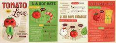 Tomato Love by Janna Krupinski on TDAC