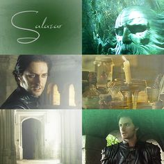 Salazar Slytherin ::: Richard Armitage as Salazar Slytherin? Um, YES!! I believe that is Slytherin for the WIN! :)
