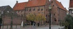 Het klooster van Elburg, hier ben ik getrouwd.