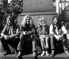 Sandy Denny - the only non band member to ever officially record with Led Zeppelin - 'The Battle of Evermore' - Led Zeppelin IV